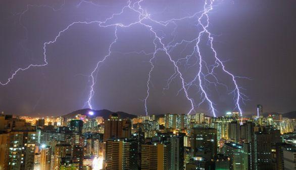 Klima Hongkong