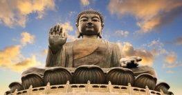Buddha Statue in Hongkong