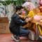 Feierlichkeiten zum Chinesischen Neujahr in Hongkong